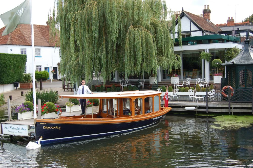 Dragonfly, a Private Boat Hire boat