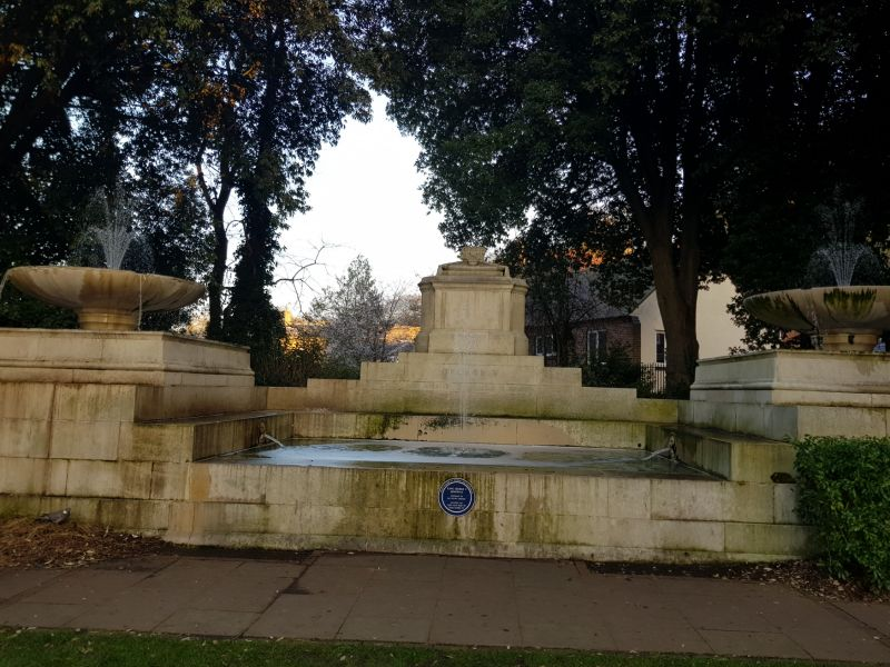 George V Fountain