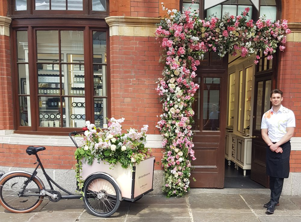 Luxe Flowers from Eton