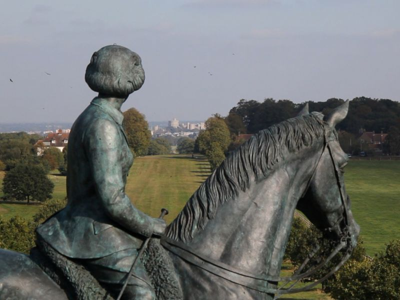 Queen Anne's Ride, Windsor Great Park