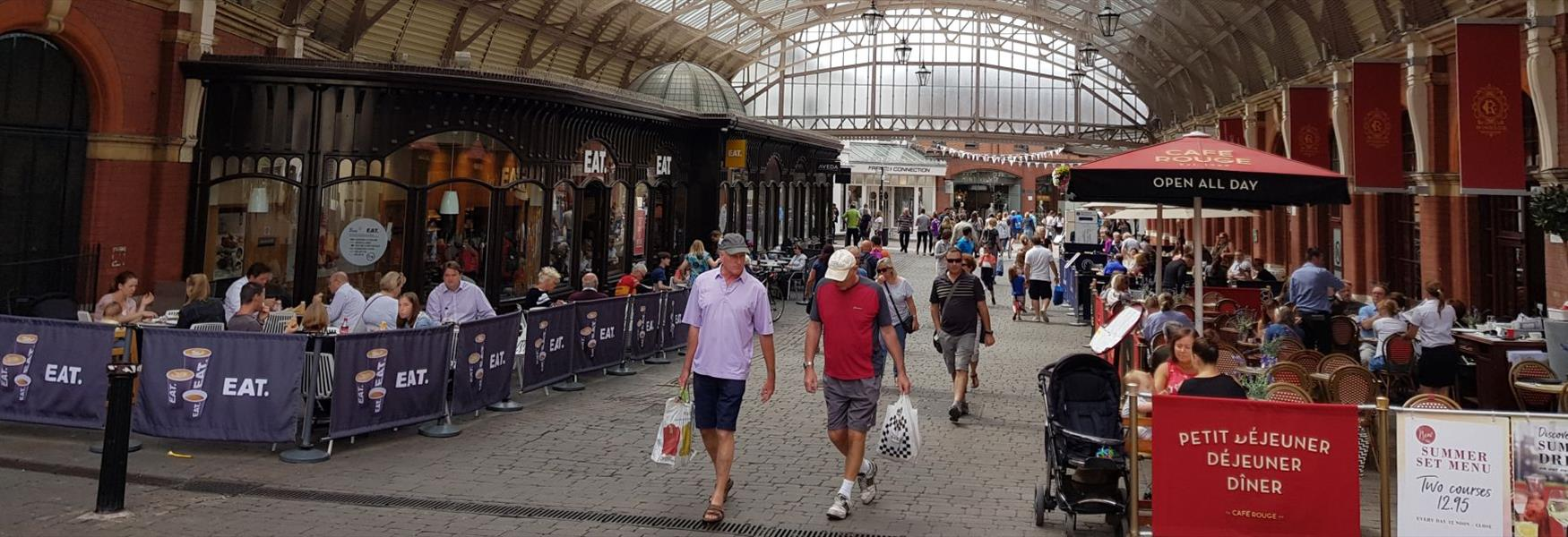 Great Shopping in Windsor
