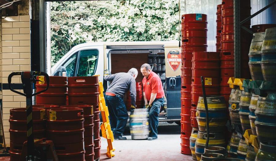 Windsor Eton Brewery Visit Windsor
