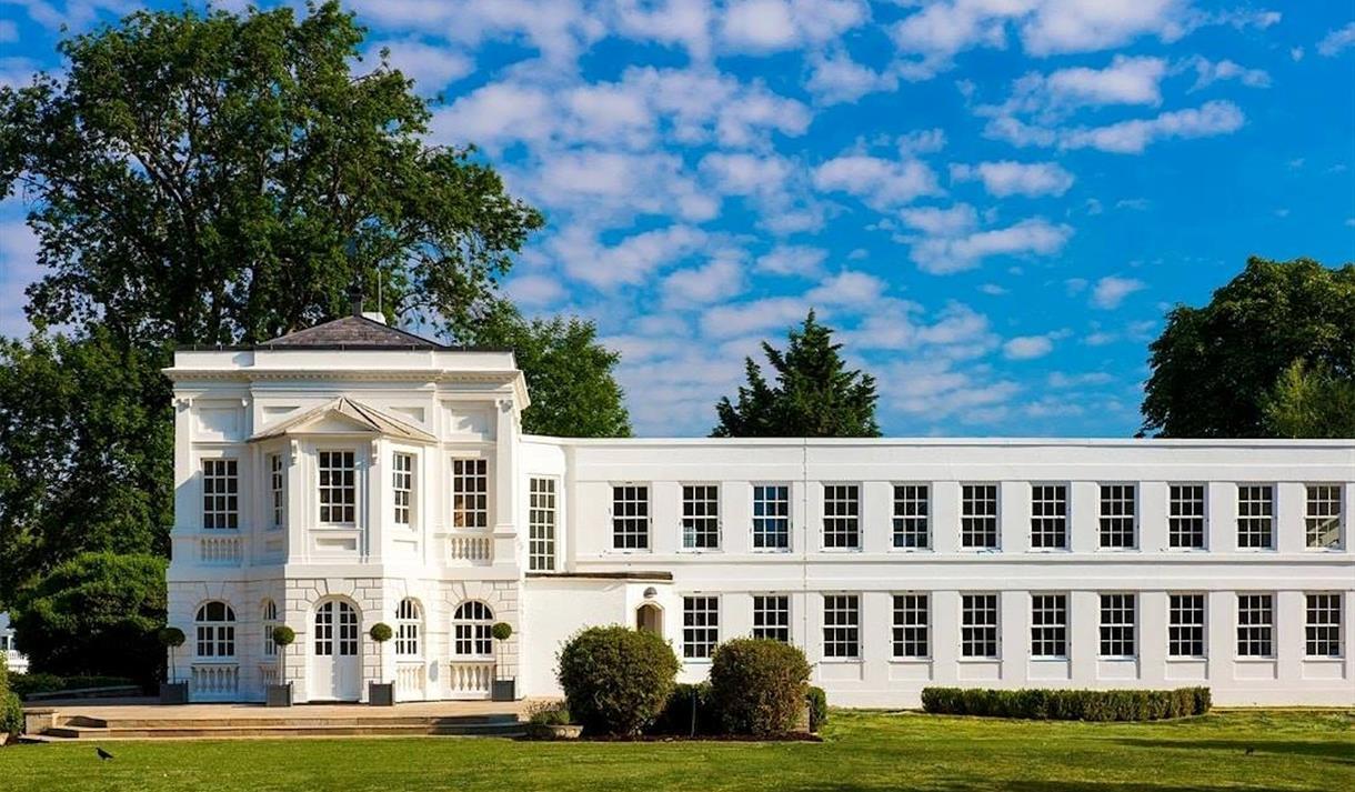 Monkey Island Estate - Visit Windsor