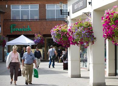 King Edward Court Shopping Centre