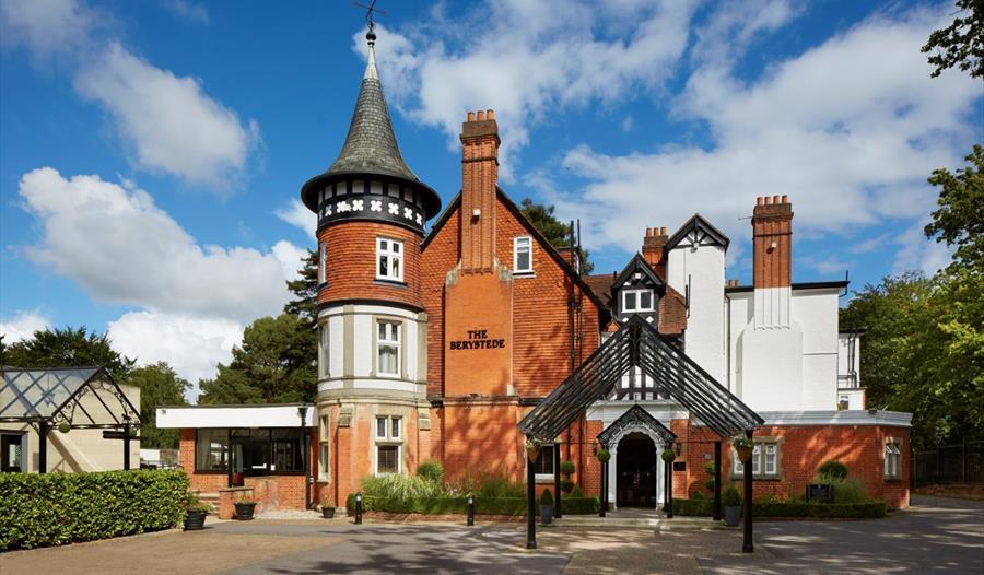 Macdonald Berystede Hotel & Spa - Ascot - Visit Windsor