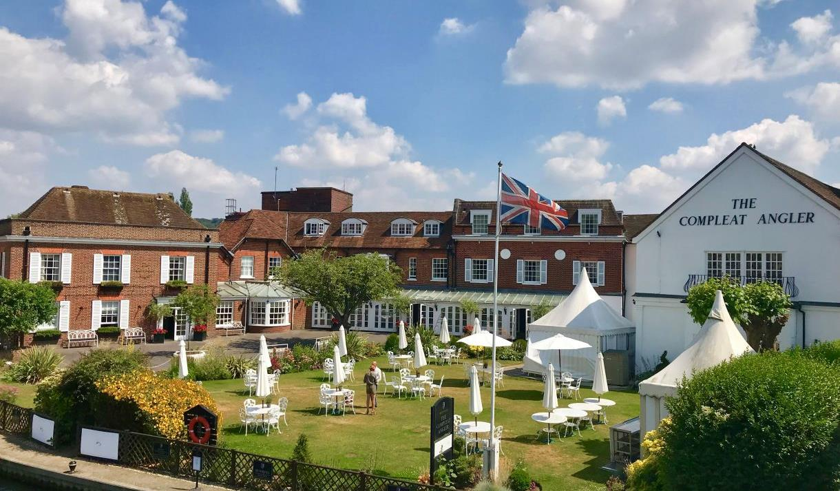 Compleat Angler Hotel - Macdonald Hotels - Marlow - Visit