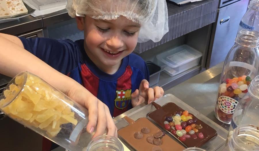 Dr Chocs Windsor Chocolate Factory Visit Windsor