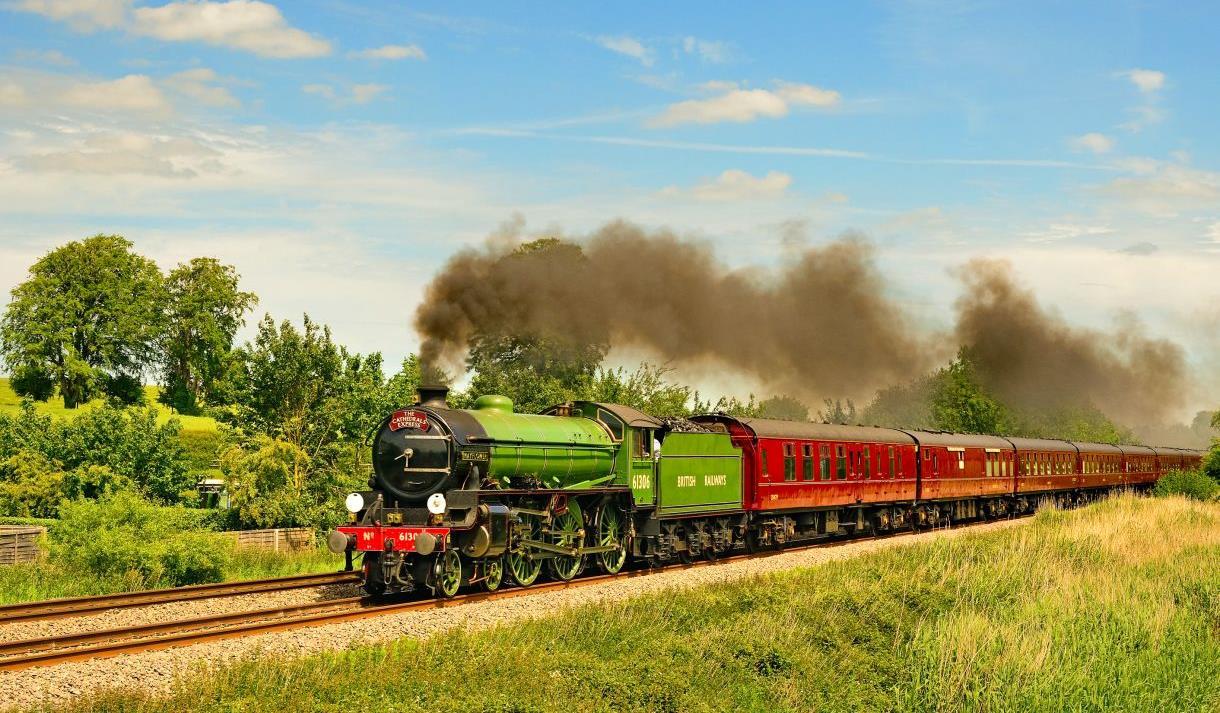 The Royal Windsor Steam Express - Visit Windsor