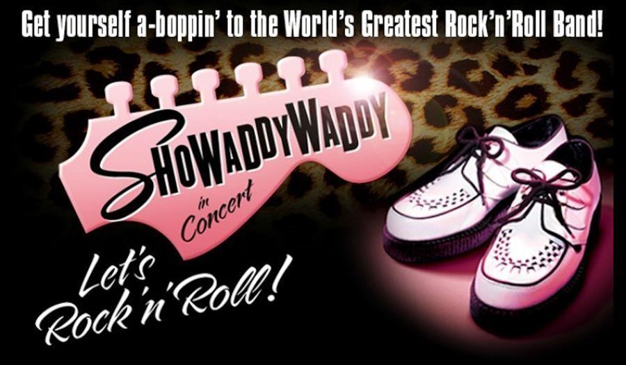 5b067dfad542f1 Showaddywaddy - Visit Windsor