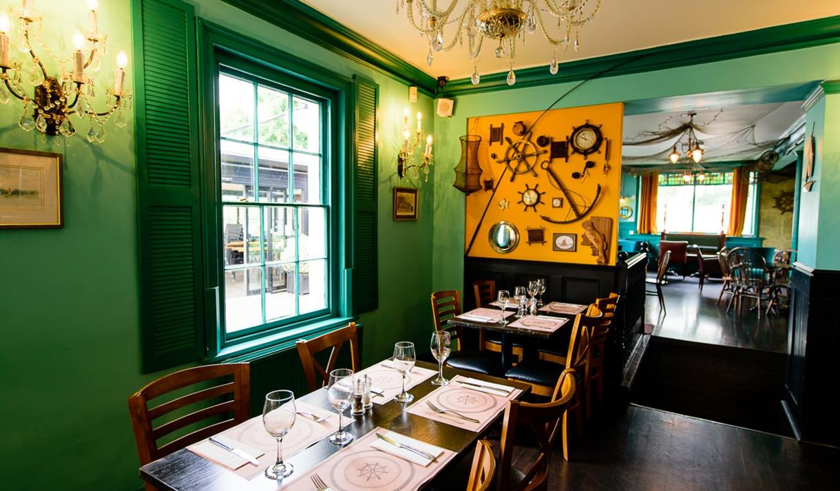 The Boatman Riverside Restaurant Gastropub