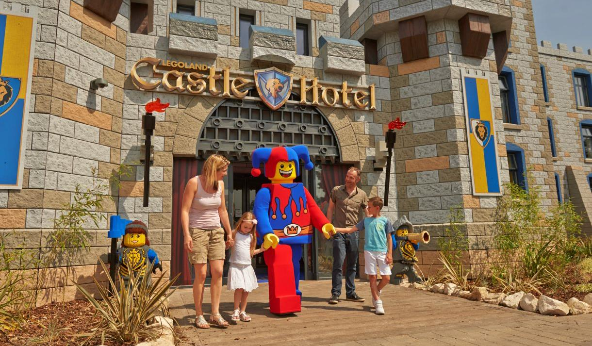 LEGOLAND® Castle Hotel Windsor - Windsor - Visit Windsor