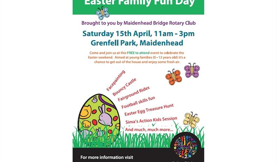 Easter family fun day maidenhead rotary windsor easter family fun day maidenhead rotary negle Image collections