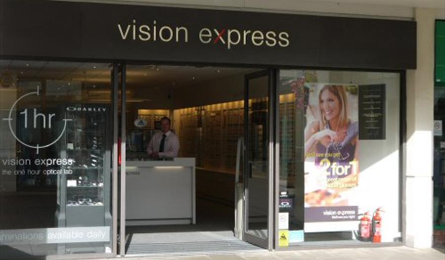 803efe435361f Vision Express - Visit Windsor