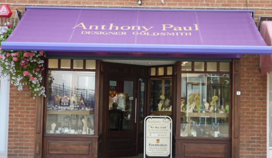 Anthony Paul Design Goldsmiths Ltd (Windsor) - Visit Windsor
