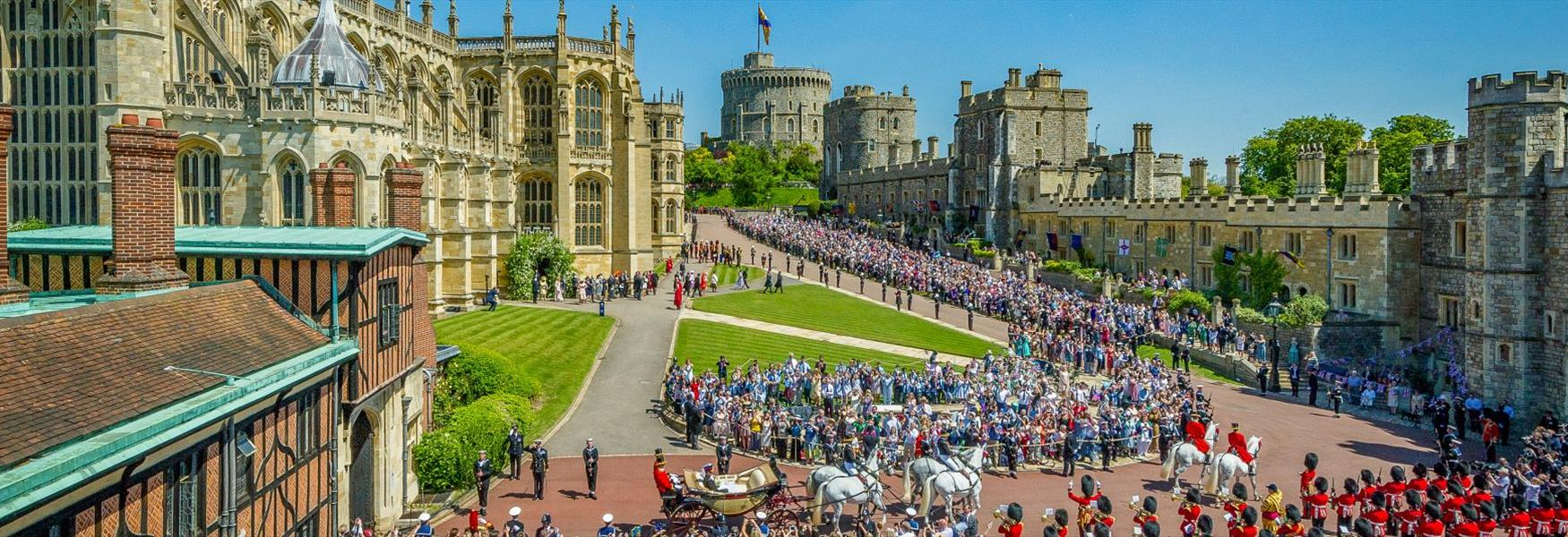 Royal Wedding at Windsor Castle