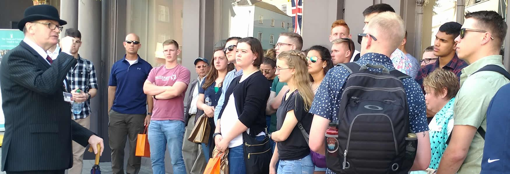 Royal Windsor Tours - Military History Walk