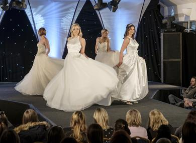 The Wedding Show at Ascot Racecourse