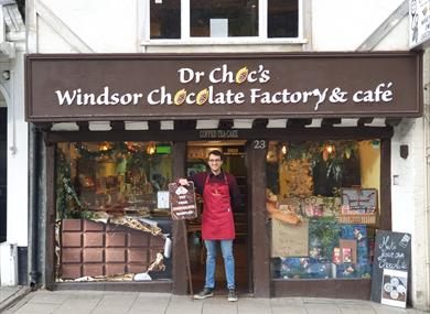 Dr Choc's Windsor Chocolate Factory