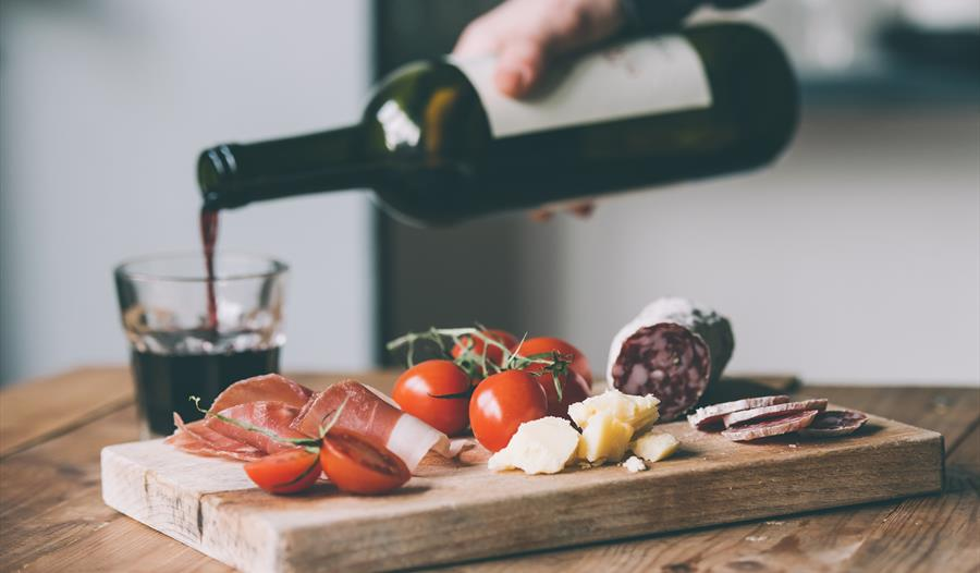 Spanish Wine and Food Pairing