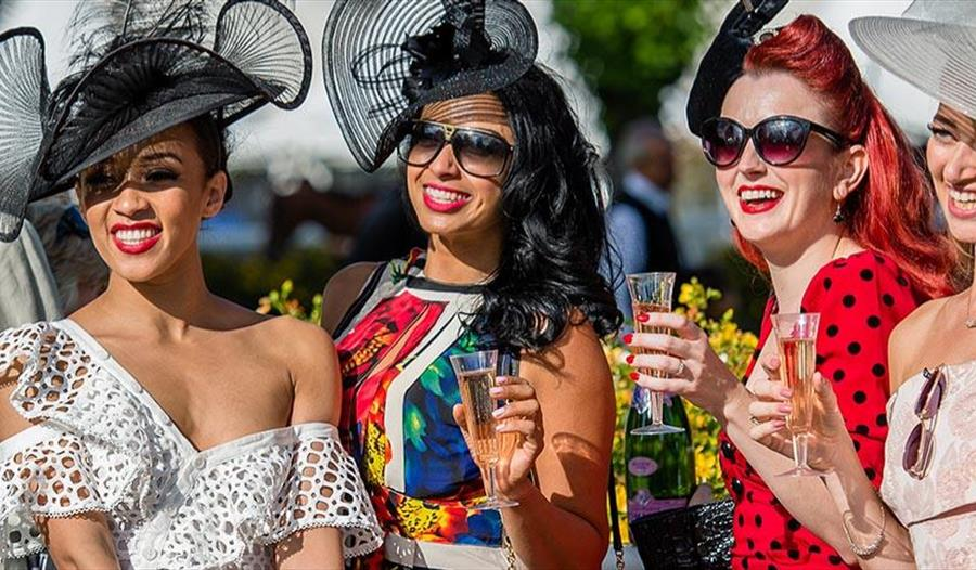 Summer Festival Day 2 Ft. Live Music at Royal Windsor Racecourse
