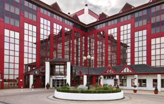 Exterior of the Copthorne Hotel Slough Windsor