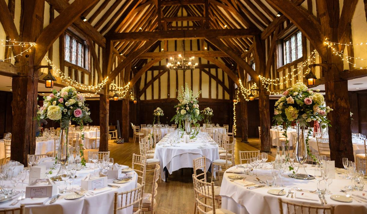 Wedding Showcase at Great Fosters