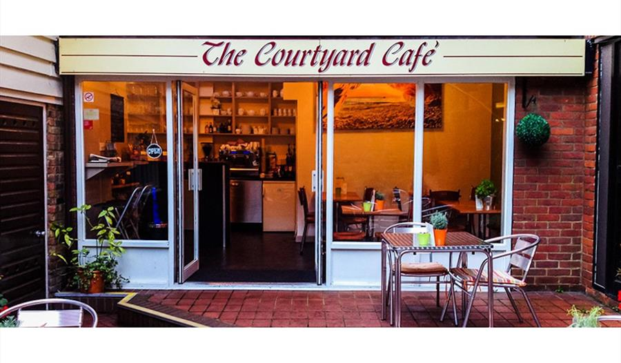 The Courtyard Café
