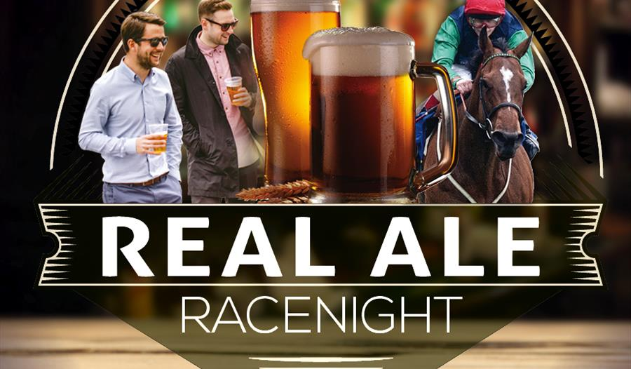 Evening Racing - Real Ale Racenight at Royal Windsor Racecourse