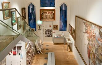 Stanley Spencer Gallery.  ©  The Estate of  Spencer.  All Rights Reserved, 2014 / Bridgeman Art Library