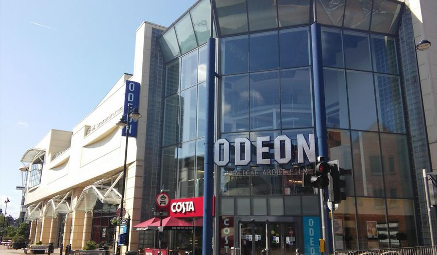 Odeon Maidenhead, image courtesy Mike Brown