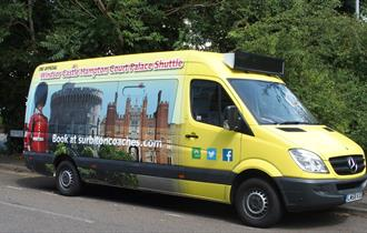 The Official Windsor Castle to Hampton Court Palace Shuttle