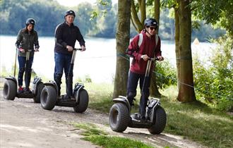 Segway Events at Windsor