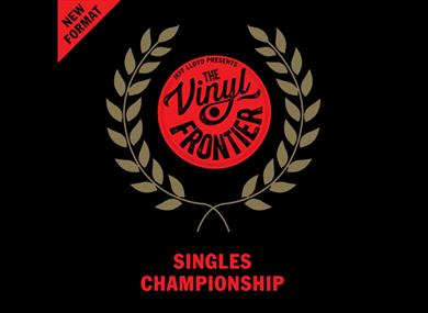 The Vinyl Frontier Singles Championship 2017