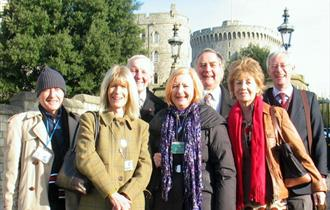 Meet some of the Windsor Welcome Tourist Guides