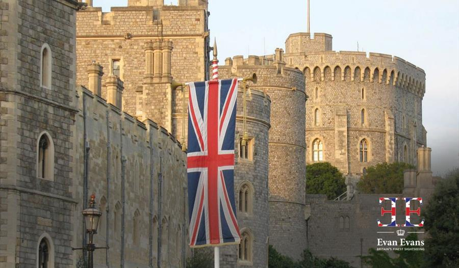 Visit Windsor Castle on a day tour from London with Evan Evans