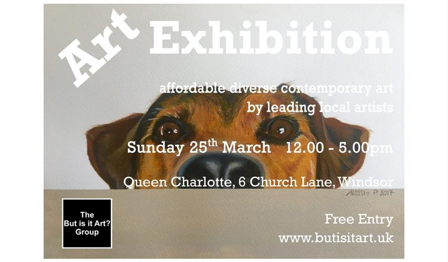 But is it Art? Group Monthly Art Exhibition