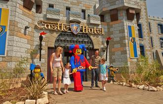 LEGOLAND® Castle Hotel Windsor