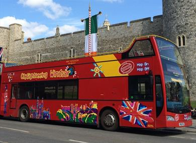 City Sightseeing Open Top Bus Tours
