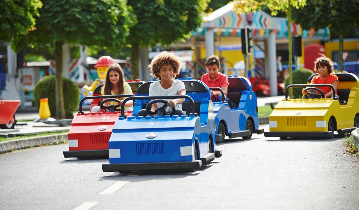 Cars That Kids Can Ride In
