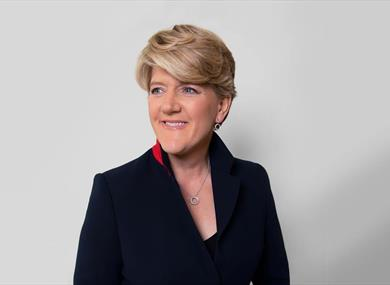 Women in Power Lunch: In Conversation with Clare Balding