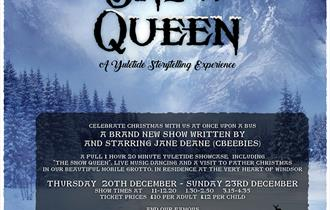 The Snow Queen - Christmas Storytelling and Grotto