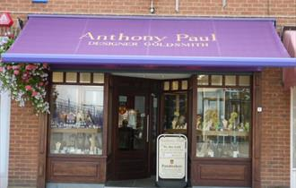 Anthony Paul shop front