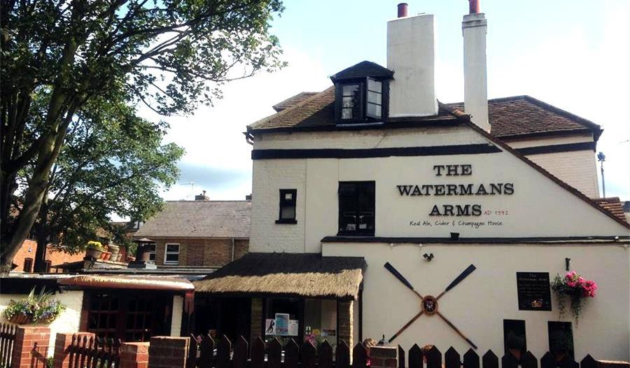 The Waterman's Arms